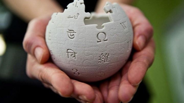 Wikipedia, eskisi kadar güvenilir bir bilgi kaynağı değil