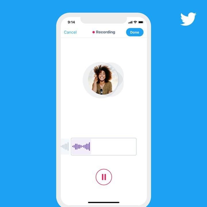 Twitter, sesli tweet'ler için altyazı özelliğini duyurdu