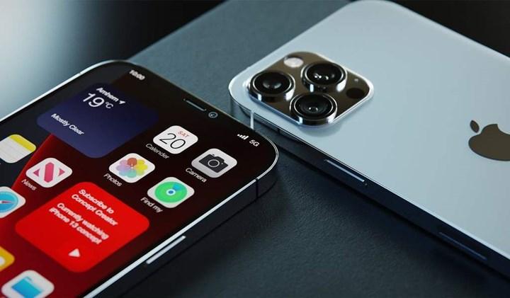iPhone 13, her zaman açık ekran özelliğine sahip olacak