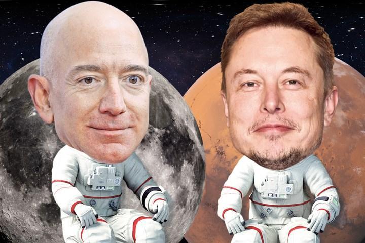 Milyarderlerin uzay yarışında kaybeden doğa olacak