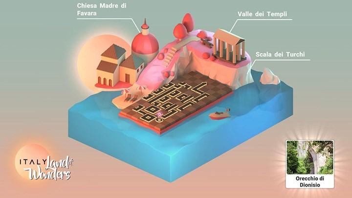 İtalya, yeni mobil oyunu ile kültür mirasını tanıtıyor