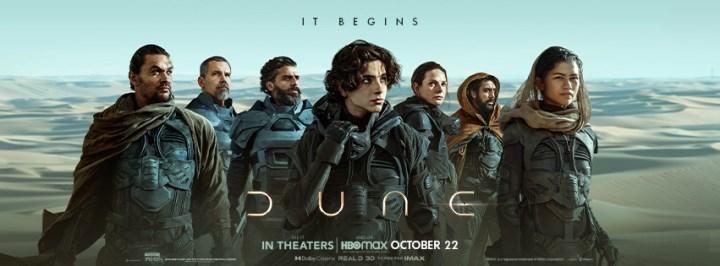 Dune filminden yeni görseller paylaşıldı