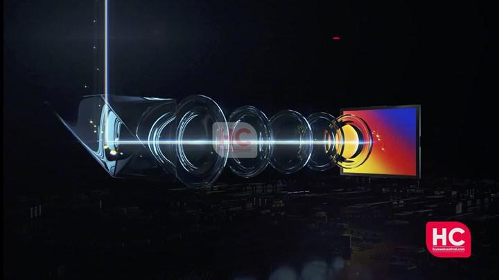Huawei P50 Pro Plus, 20x optik zoom ile geliyor