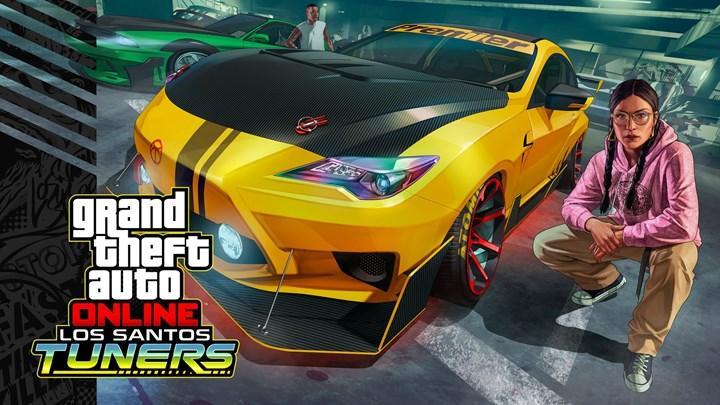 GTa Online'ın yeni sürümü özel yükseltmelere sahip olacak