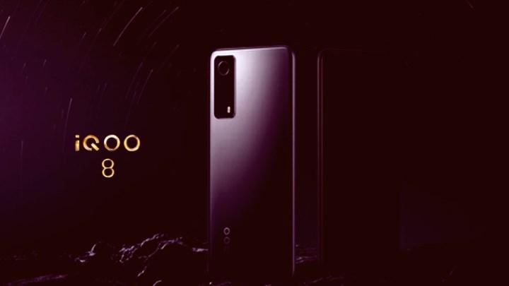 Snapdragon 888 Plus'lı iQOO 8, 4 Ağustos'ta tanıtılacak