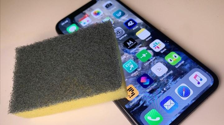 Apple, ürünlerinin nasıl temizlenmesi gerektiğini söyledi
