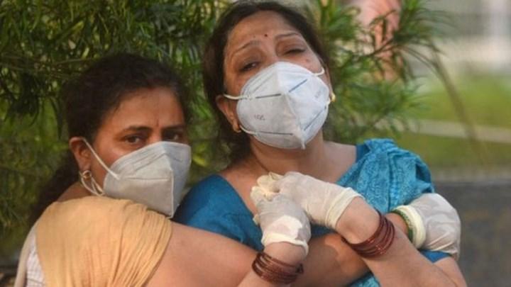 Hindistan'daki Covid-19 ölümleri 10 kat daha fazla olabilir