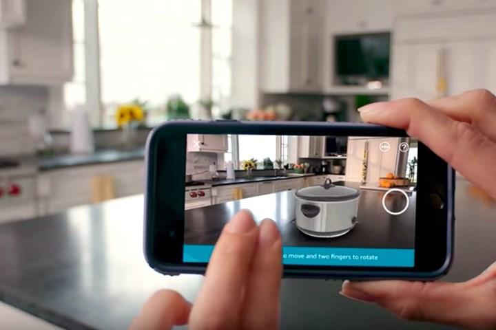 Snapchat ile arttırılmış gerçeklikli alışveriş mümkün olabilir!