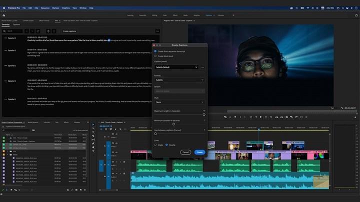 Adobe Premiere Pro, Apple Silicon Mac'lerde yerel destek sunuyor