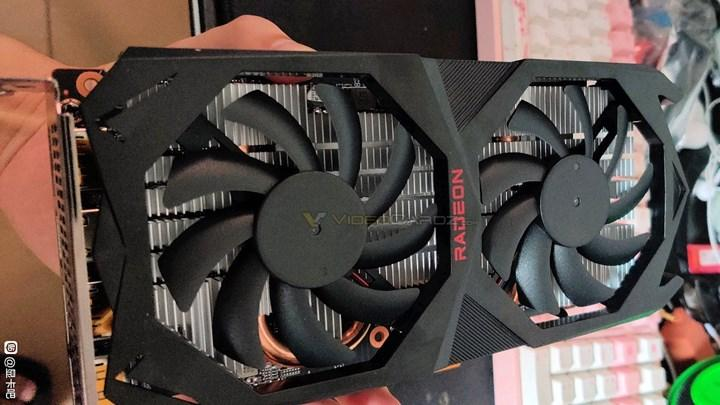 RX 6600 XT'nin benchmark sonuçları ve fotoğrafları sızdırıldı