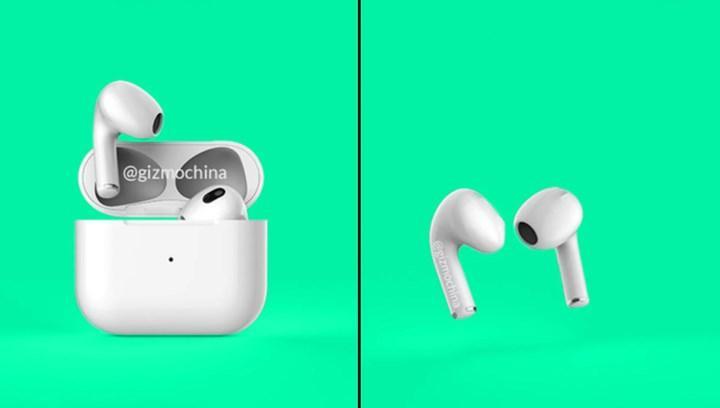 Apple, AirPods 3 için seri üretim tarihini belirledi