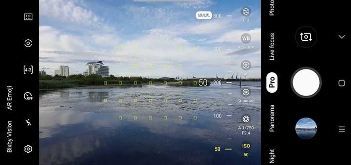 Samsung telefonlara yeni bir kamera özelliği geliyor!