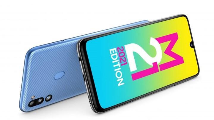 Samsung Galaxy M21 2021 Edition piyasaya sürüldü