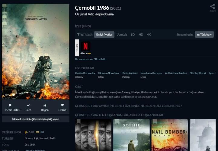 Netflix'e yeni eklenen dizi ve filmler