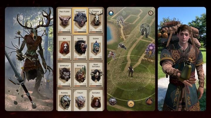 The Witcher: Monster Slayer, mobil cihazlar için çıktı