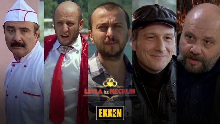 Exxen dizisi Leyla ile Mecnun'dan ilk video