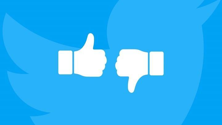 Twitter'a dislike butonu mu geliyor?