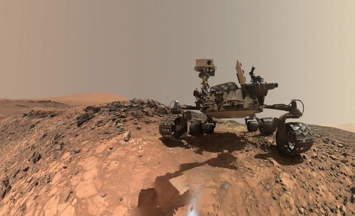 Perseverance gezgini Mars'tan kaya örnekleri toplayacak