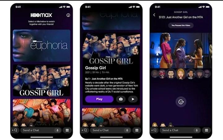 Snapchat'e HBO Max dizilerinin ilk bölümleri geliyor