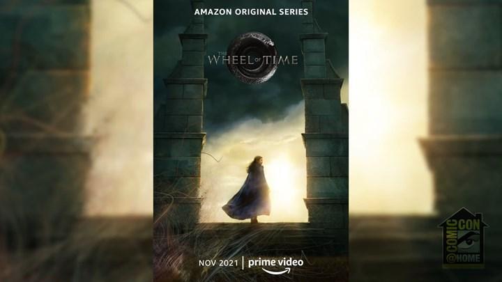 Wheel of Time Kasım 2021'de geliyor