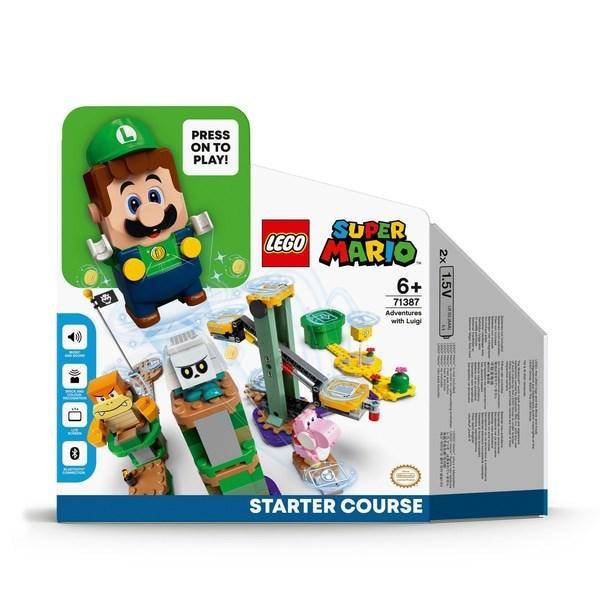 LEGO Luigi ön satışta