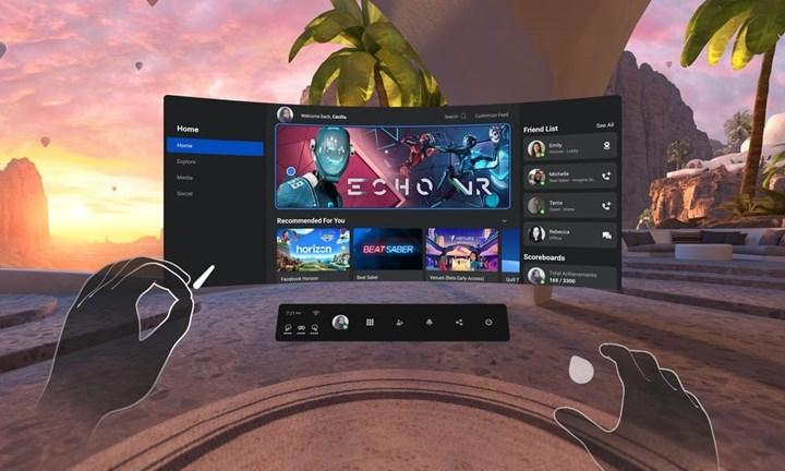 Facebook, gerçek dünya ile VR entegrasyonu sağlayacak