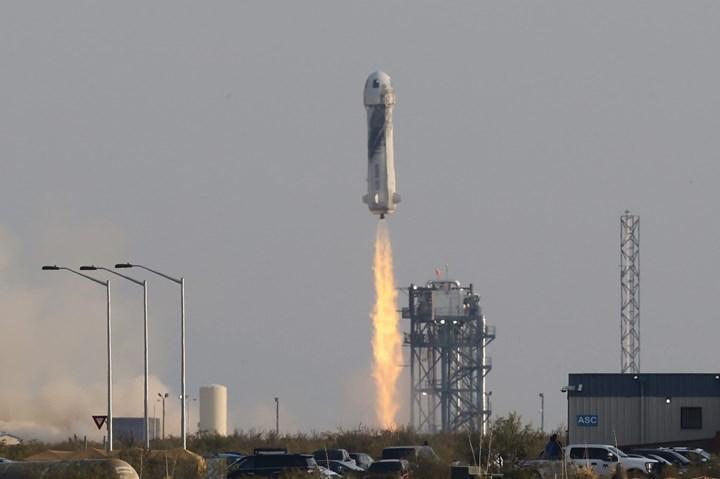 Jeff Bezos, uzay uçuşu sonrasında astronot unvanı alamayacak