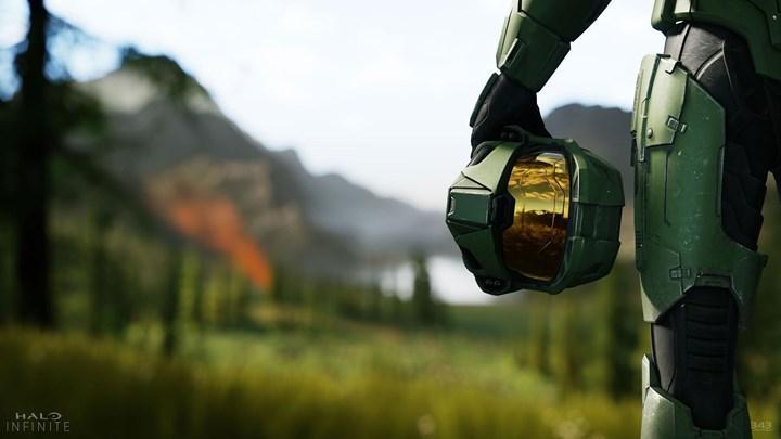 Halo Infinite'in ilk oyun testi önümüzdeki hafta sonu yapılabilir