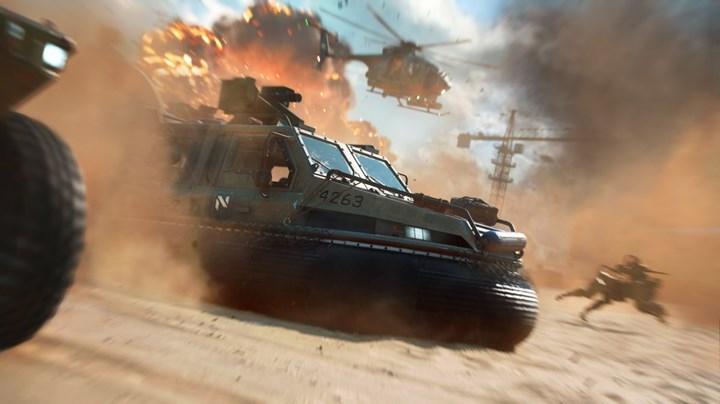 Battlefield 2042'nin açık betası Eylül 2021'de başlıyor