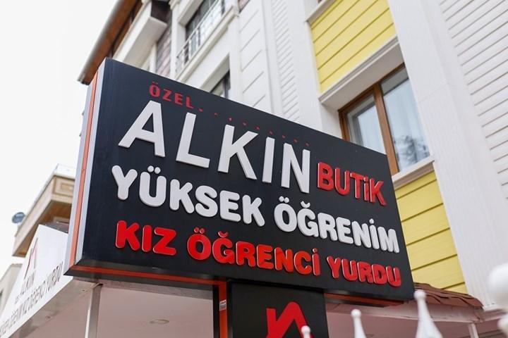 Ankara'da Alkın Kız Yurtları
