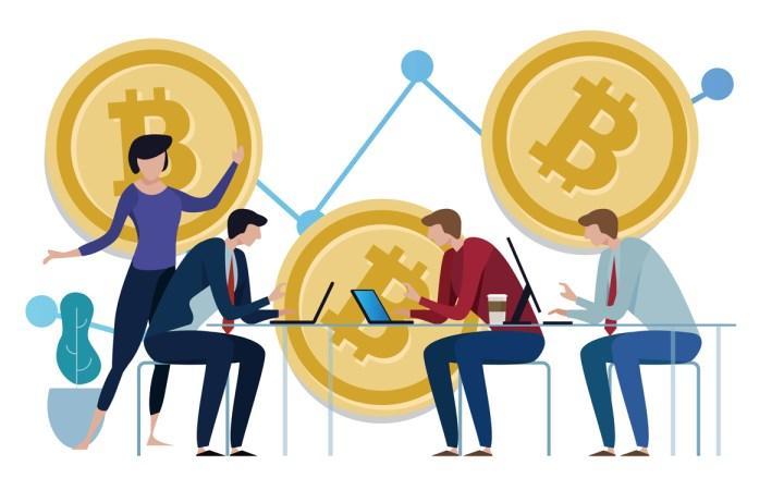 Bitcoin yürüyor