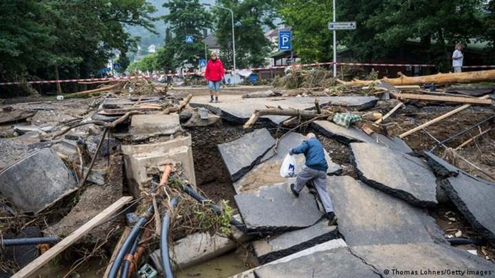 İklim değişikliği kaynaklı felaketler