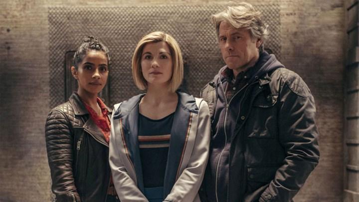 Doctor Who'nun yeni sezonundan fragman yayınlandı