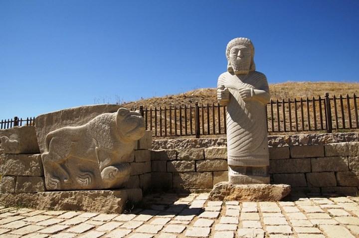 Arslantepe Höyüğü, UNESCO Dünya Miras Listesi'ne girdi