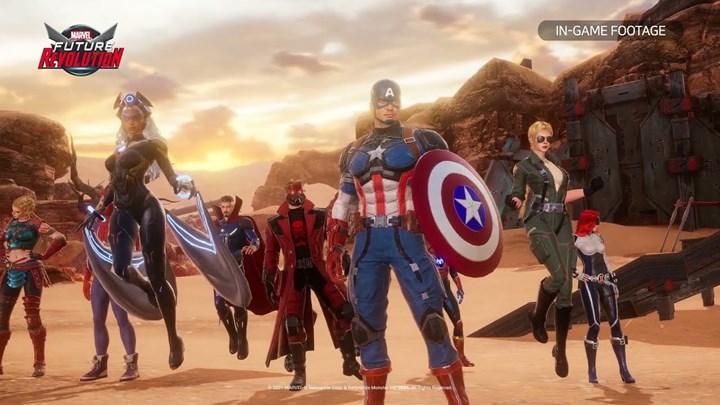 Marvel Future Revolution'ın çıkış tarihi açıklandı