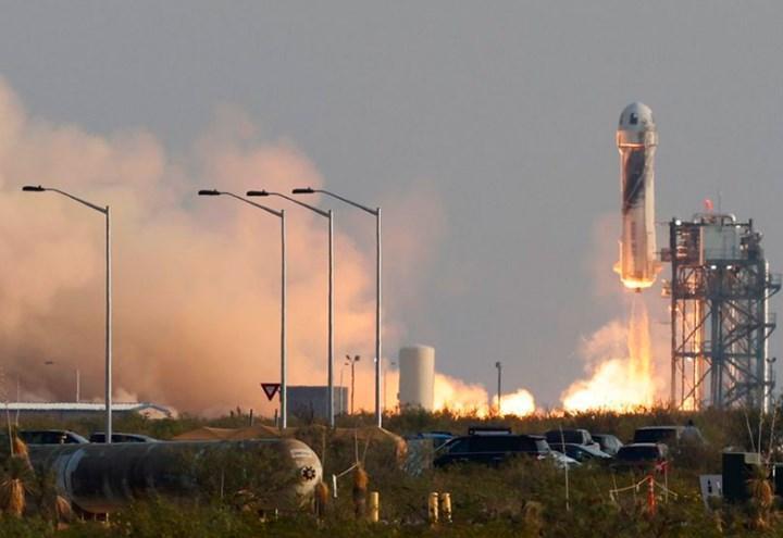 Uzay turizmi Dünya iklimine zarar verebilir