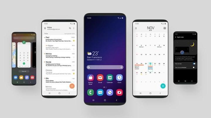 Samsung, One UI 3.1.1'i test etmeye başladı