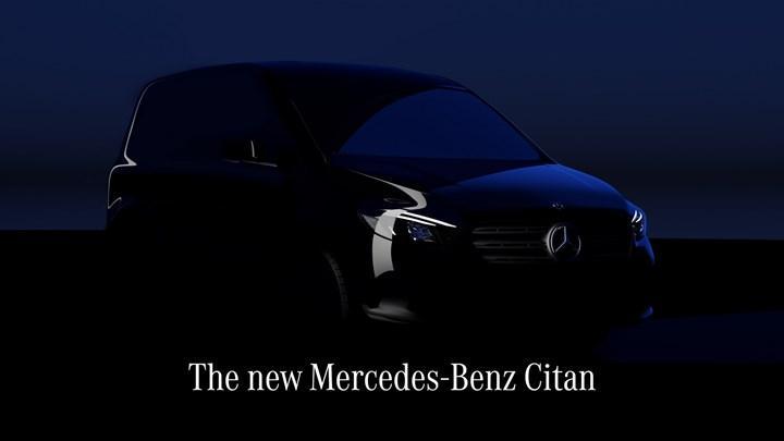 2021 Mercedes Citan ne zaman tanıtılacak? Nasıl görünecek?