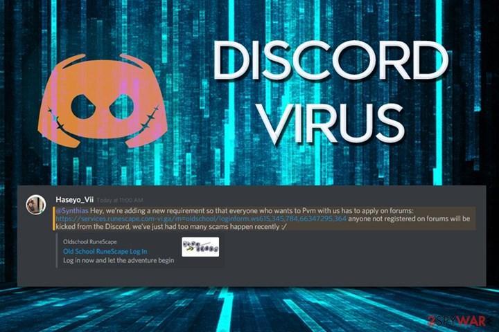 Discord üzerinden Malware yayılıyor