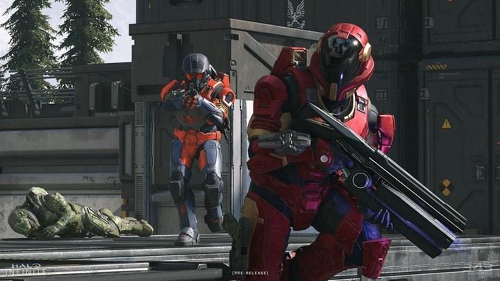 Halo Infinite'in çok oyunculu modundan yeni bilgiler geldi