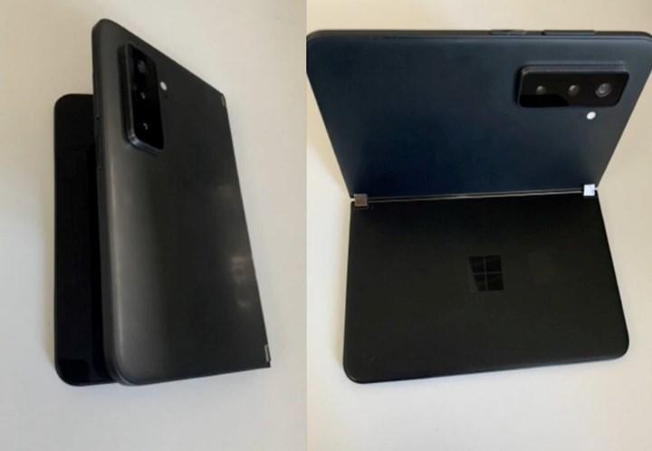 Surface Duo 2'den yeni görüntüler geldi!