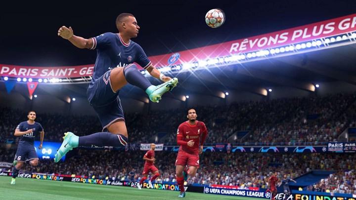 FIFA 22 oynanış fragmanı