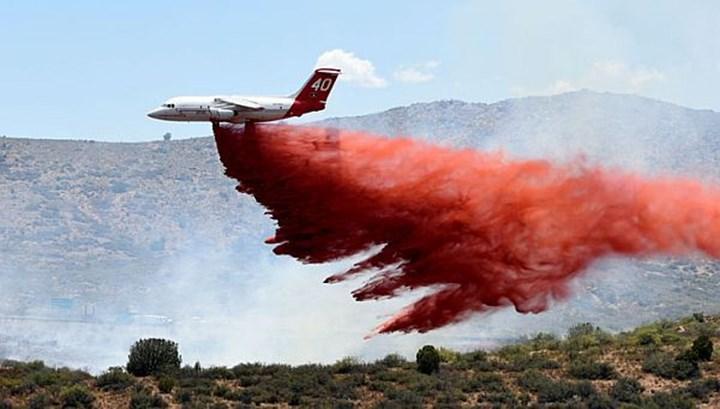 Ülkelerin yangınla mücadelede kullandığı uçaklar