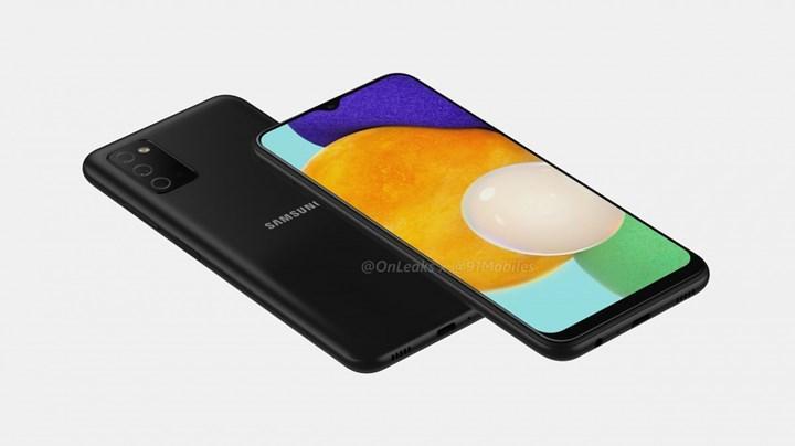 Samsung Galaxy A03s geliyor