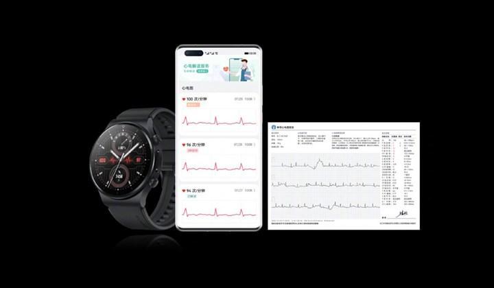 Huawei Watch GT 2 Pro ECG özellikleri