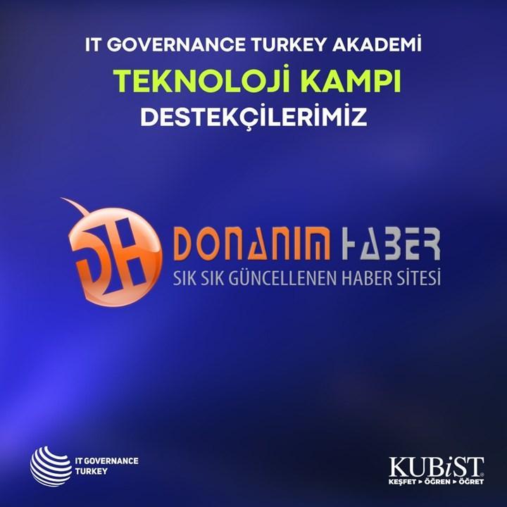 IT Governance Turkey'den bedava teknoloji kampı