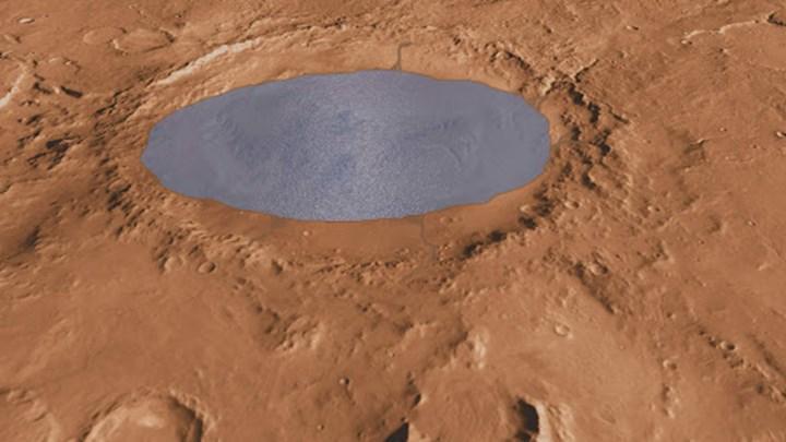 Mars'ta yaşam olabileceği fikri sarsıldı