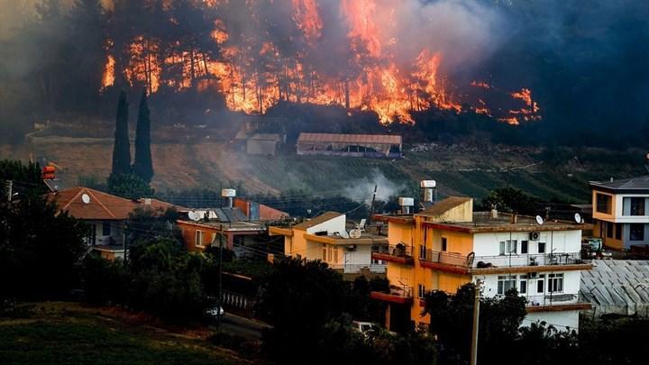 Uzmanlar yangınların nasıl eş zamanlı çıktığını açıkladı