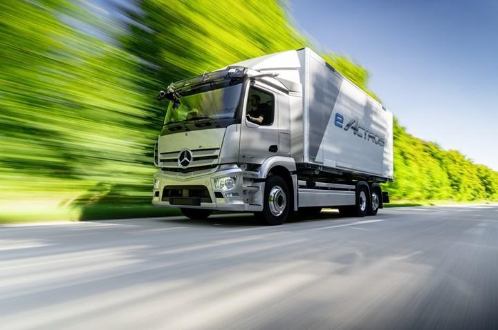 Daimler Truck ve CATL'den yeni nesil batarya ortaklığı