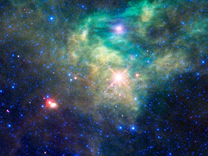 Gök bilimciler yeni bir yıldız kümesi keşfetti